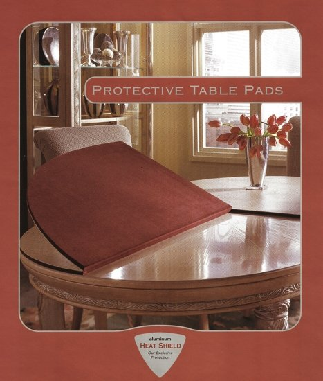 Custom Dining Table Pad